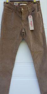 Levi's Pants - 🎉Levi's 710 Super Skinny|Tan Corduroy|31/30
